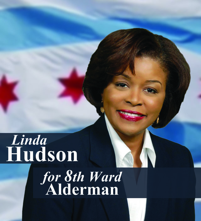 Linda Hudson for 8th Ward Alderman