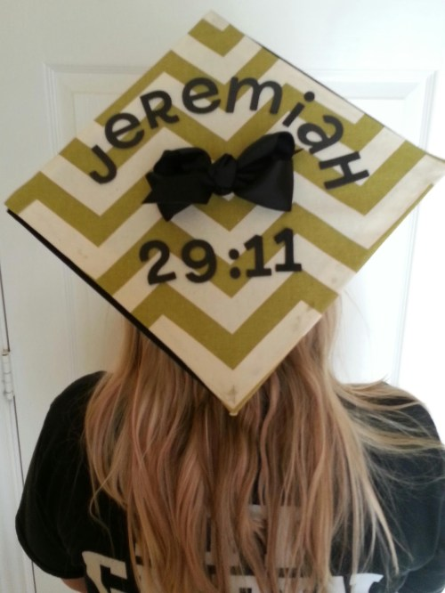 Medium Of Funny Graduation Cap Ideas