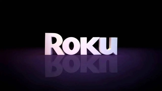 Roku Screen Logo