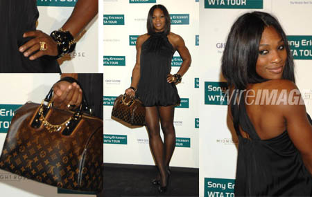 serena williams - yec 2007