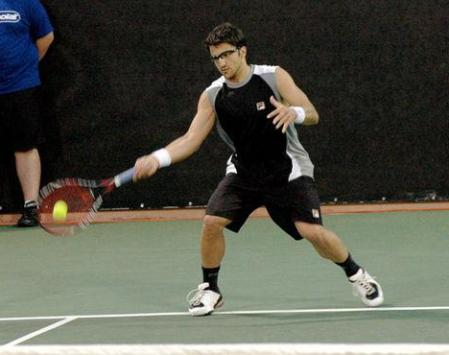 Janko Tipsarevic - BMW Tennis Championships2008