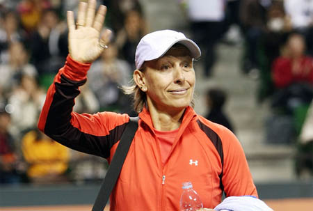 Martina Navratilova - Dream Match 2008