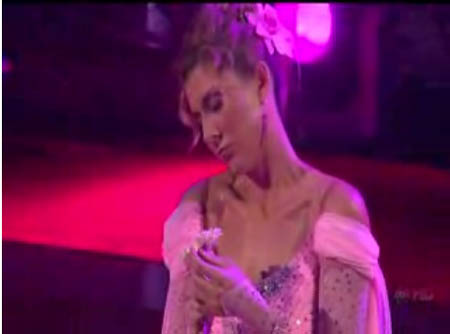 Monica Seles - Dancing wIth the Stars
