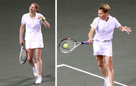 Steff Graf - Dream Match 2008