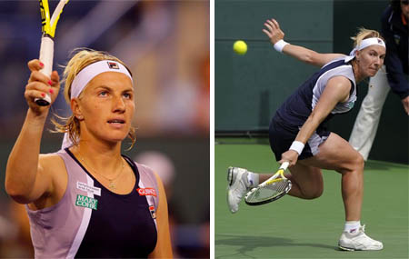 Svetlana Kuznetsova - Indian Wells 2008