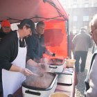 39 vendors competed in the 18th Annual Great Downtown Ithaca Chili Cook-Off on Saturday.