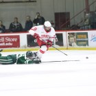 Despite an early lead for the Red, Cornell was unable to upend No. 1 Quinnipiac.