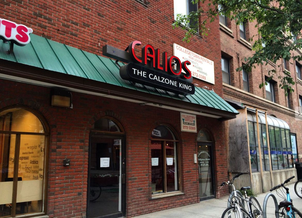 Calios will open Aug. 8 in the former location of Tea Time Hibachi.