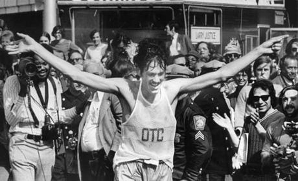 Anderson won the 1973 Boston Marathon, a year after competing in the Olympics.