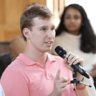 Matthew Indimime '18, executive vice-president of Student Assembly, agreed that the SA had been allocated too much money this year.