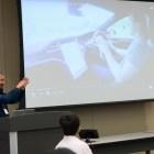 Park Doing '88 presenting at the VW vs. Tesla Braudy Workshop on Friday.