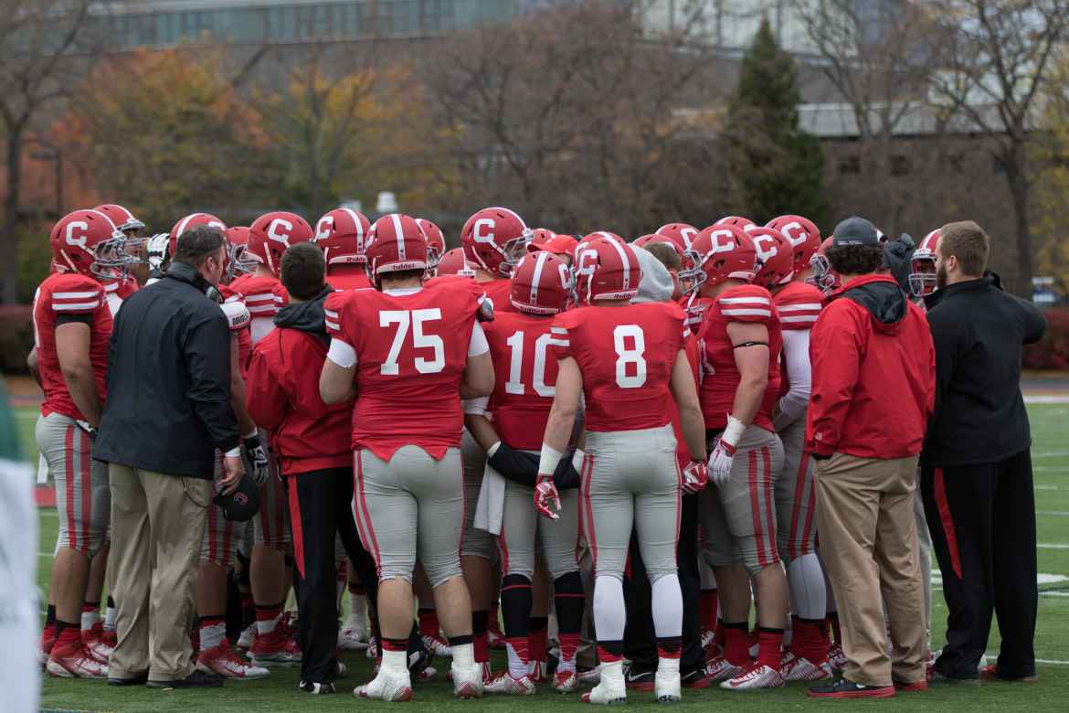 Cornell's victory over Bucknell was one of five Ivy League wins last weekend.
