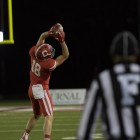 Last year, senior captain Ben Rogers led the Red in receptions and receiving yards.