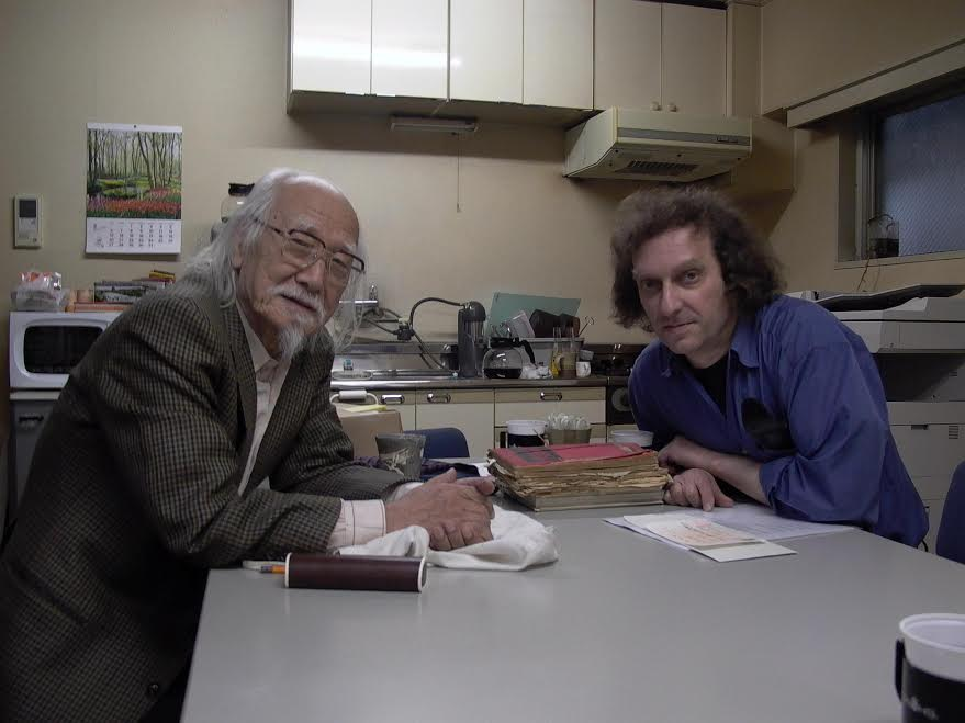 Marty Gross and Seijun Suzuki