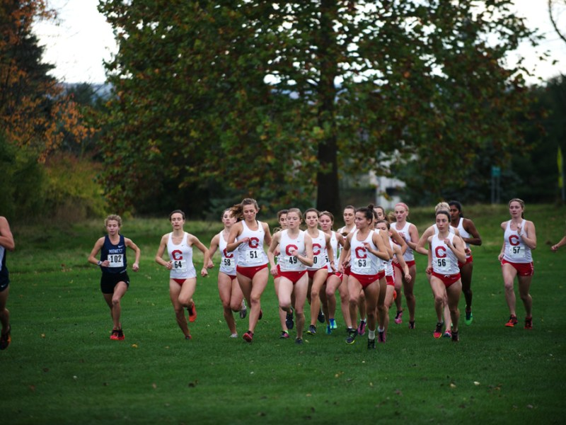 A strong regular season suggests that the women's cross country team could bounce back from last year's sixth place finish in the league.