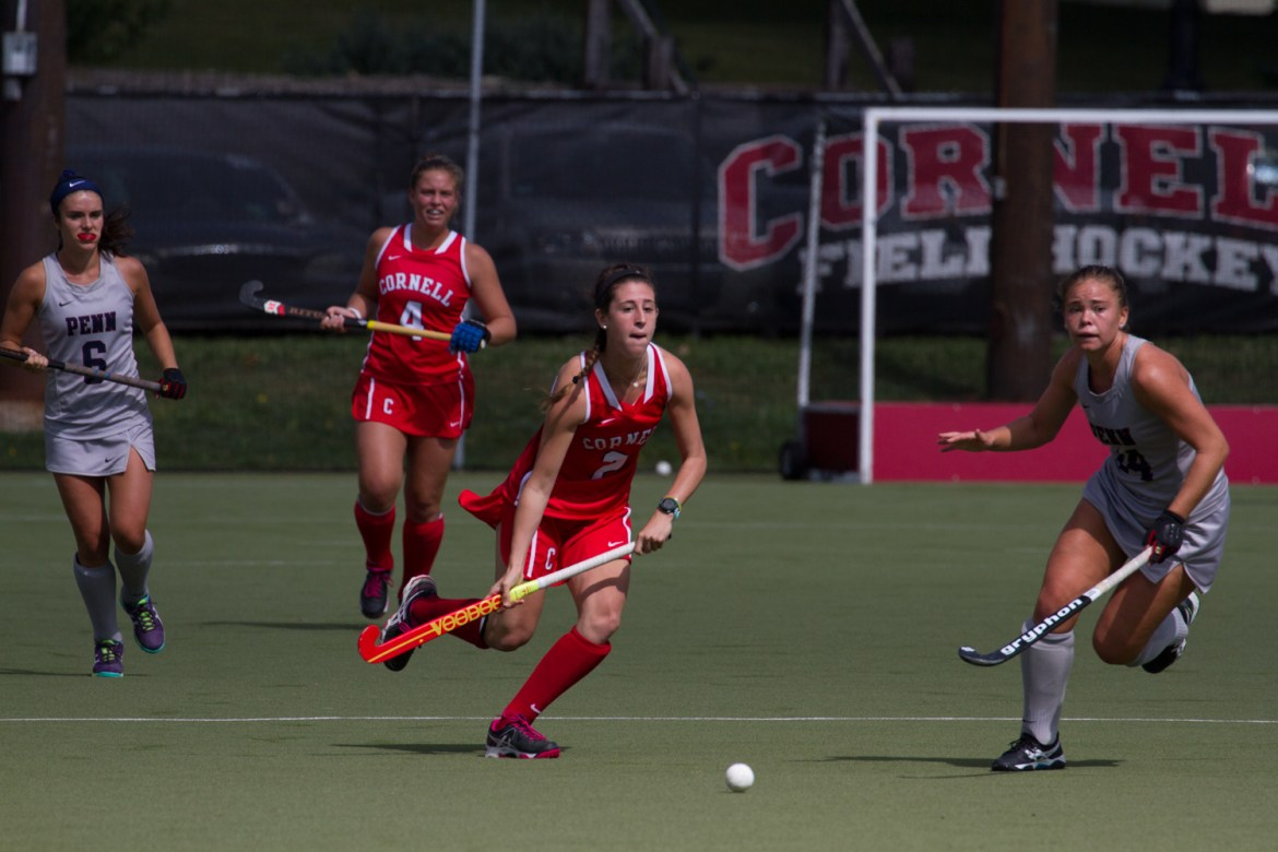 The Red is set to battle Yale and Syracuse, the defending national champions.