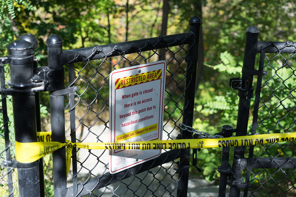 The recent closure of the Cascadilla Gorge trail follows its six-year suspension from 2008 to 2014, also due to safety concerns.