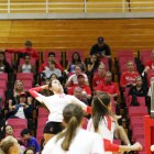 Women's volleyball is seeking revenge against their downstate foe.