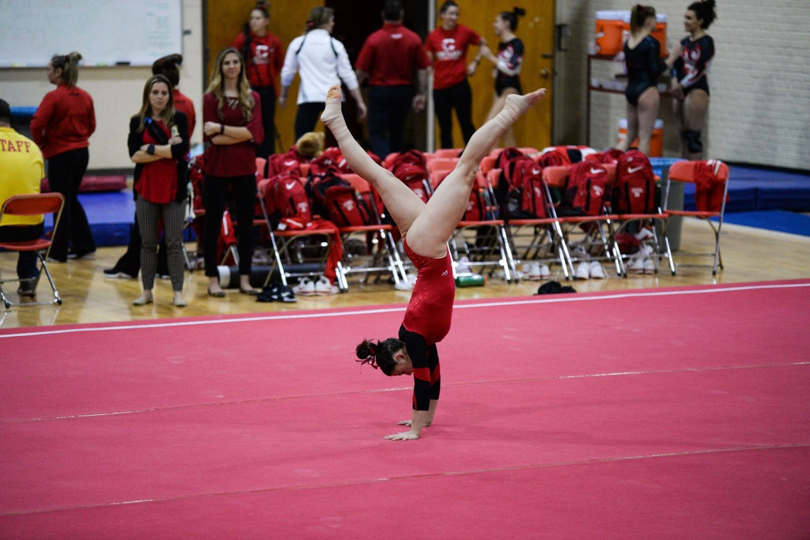 Gymnastics notched its second straight Ivy Classic Title and now look to carry that momentum into Temple.