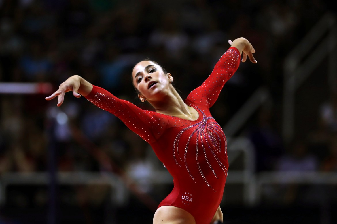 6 Time Olympic Medalist Aly Raisman To Speak At Cornell