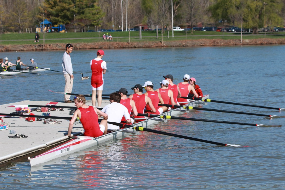 Cornell's top-ranked men's lightweights took its fifth Platt Cup in the last six attempts.