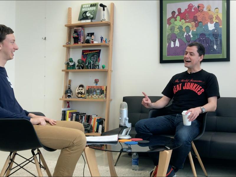 Cornell Daily Sun Podcasts | Psychology Professor David Pizarro