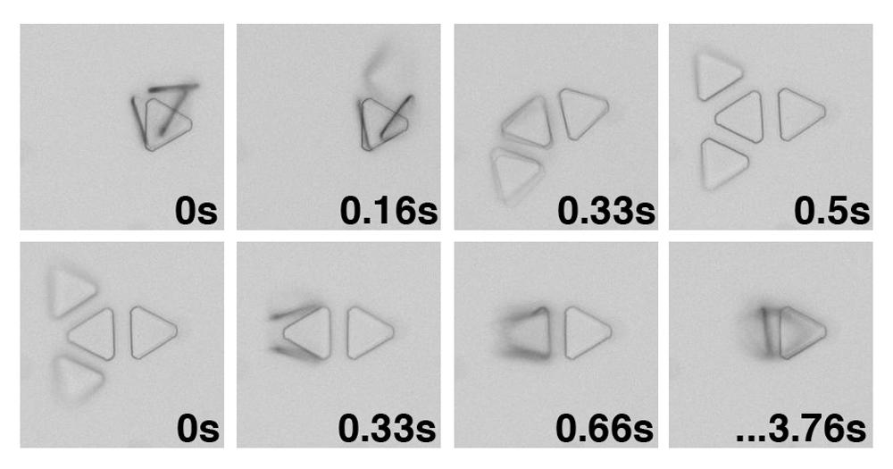 Researchers Create Microscopic Self Folding Machines - Electronics Featured Graphene Graphene Prospects