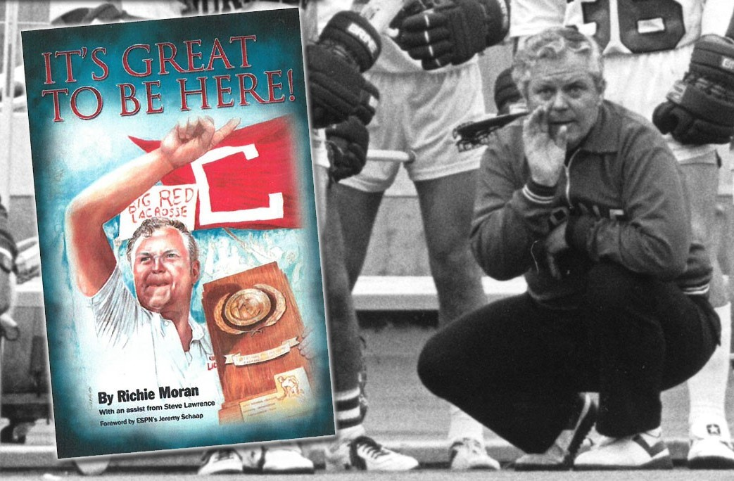 Years after his departure from Cornell, Richie Moran is still an icon on East Hill.