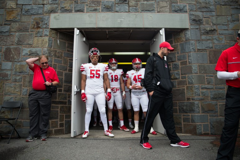 Cornell football debuts new Nike uniforms in 2017, and teams will continue to sport the brand through 2020.
