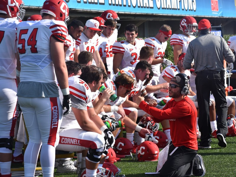 The Red will look to open Ivy League play with a win this Saturday.