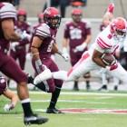 Last season, Cornell used a huge second half comeback to upset the Raiders on the road.