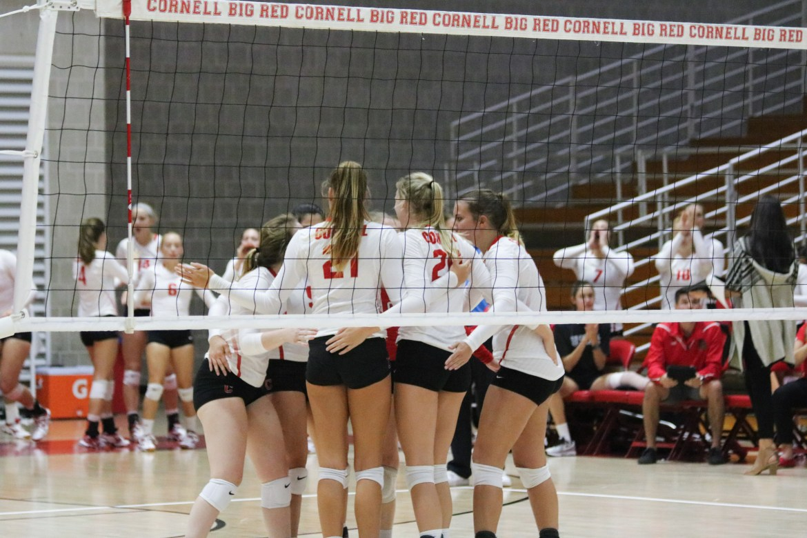 With 60 digs and a successful outing on the block, Cornell was able to match Columbia's scrappiness on Saturday.