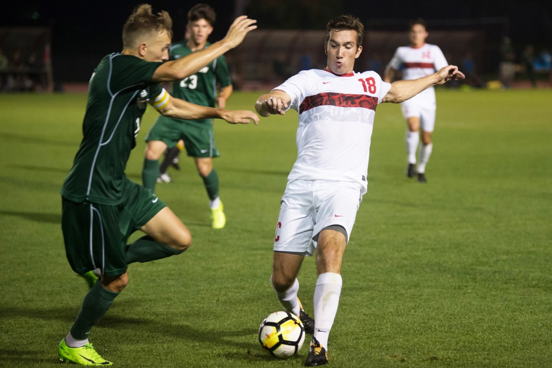 Men's soccer drew Penn, 1-1.