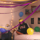 Emery Bergmann's video depicting the loneliness of college transitions has gone viral with over 70,000 views.