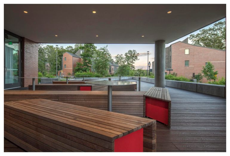 Cornell alumni created a design for the new Lakeside Graduate Student Housing at Princeton University.