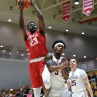 The Red will look to play itself into Ivy League tournament contention as it takes on Brown and Yale.