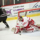 Freshman goaltender Matt Galajda is the first Cornell men's hockey freshman to earn All-American honors.