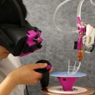 Cornell researchers have developed a new technology that combines 3-D printing and augmented reality.