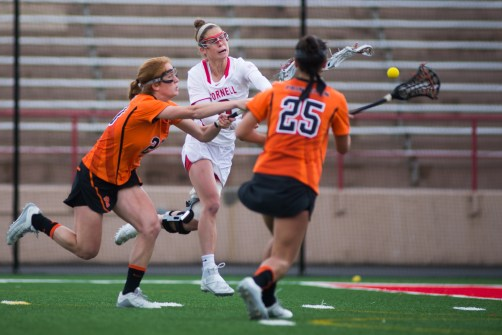 Farinholt played some of her best lacrosse in last year's NCAA tournament.