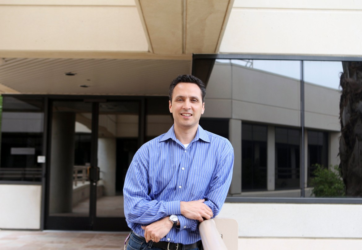 James Pitaro '91, pictured here in 2014, is ESPN's new president.