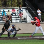 After failing to post a win in each of its first eight games, the Red finally landed a victory in the form of a extra-innings thriller against Fordham.