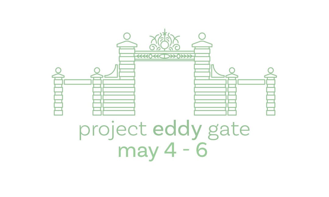 "The alley near Eddy Gate in Collegetown will be transformed into a ""pop up park"" from May 4 to May 6."