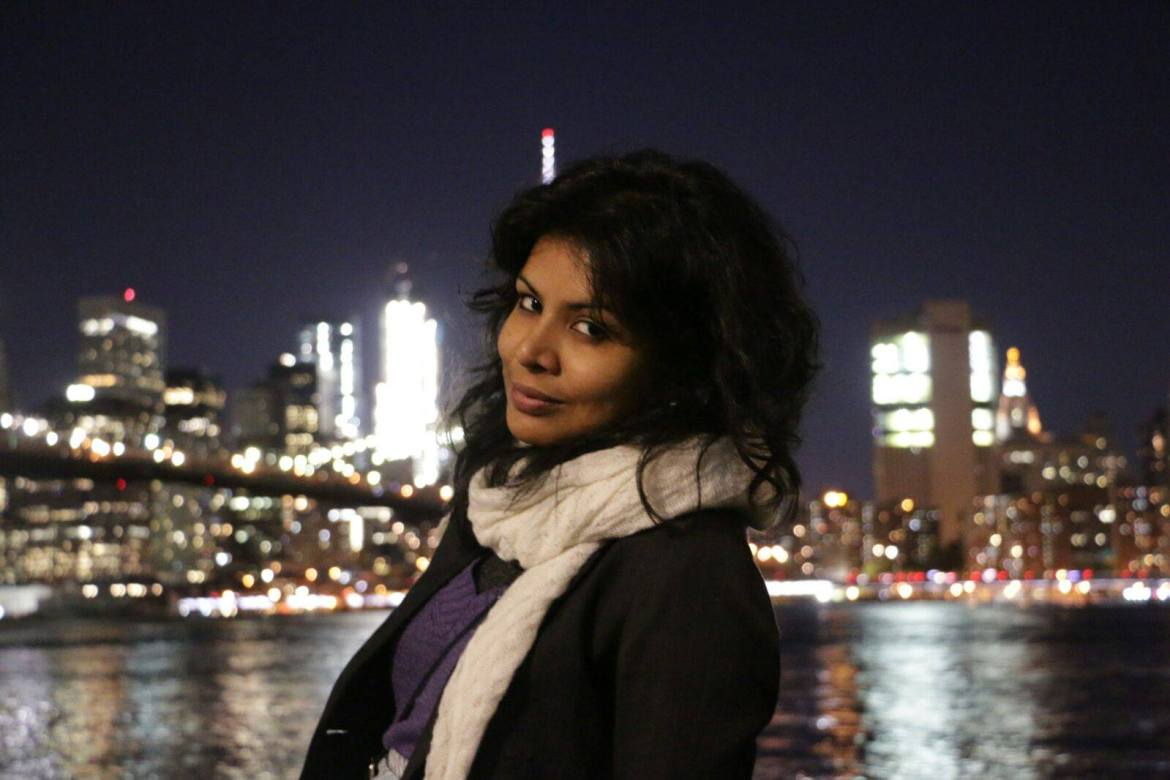 Raad Rahman, a human rights advocate, journalist and traveller, has her next destination at Ithaca.