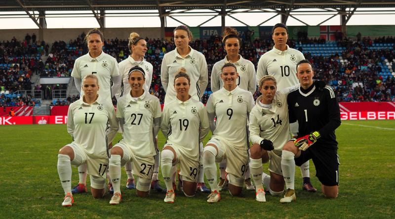 Freundschaftliches Unentschieden gegen Norwegen