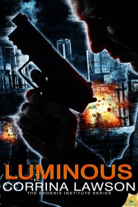 Luminous, superhero romance, Jim Gordon
