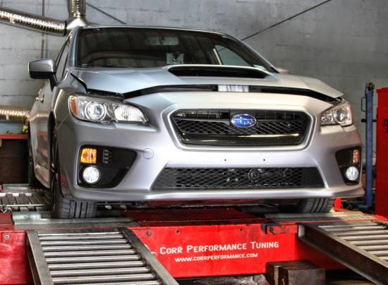 Tunig our 1st 2015 Subaru WRX