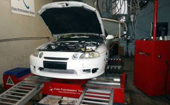 Dyno Dynamics AWD  in-house