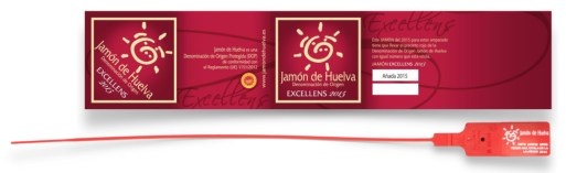 vitola- roja excellens do huelva nueva norma iberico