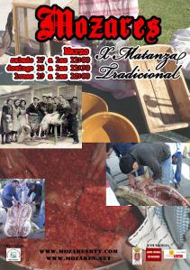 La Matanza Tradicional del Cerdo de Mozares