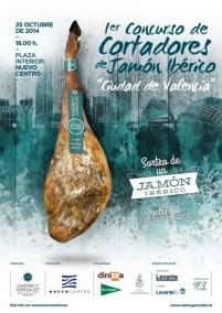 I Concurso de Cortadores de Jamón Ibérico Ciudad de Valencia